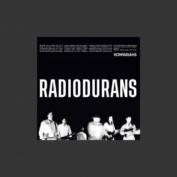 cover CD Radiodurans Von Pariahs